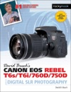 David Buschs Canon EOS Rebel T6sT6i760D750D Guide To Digital SLR Photography