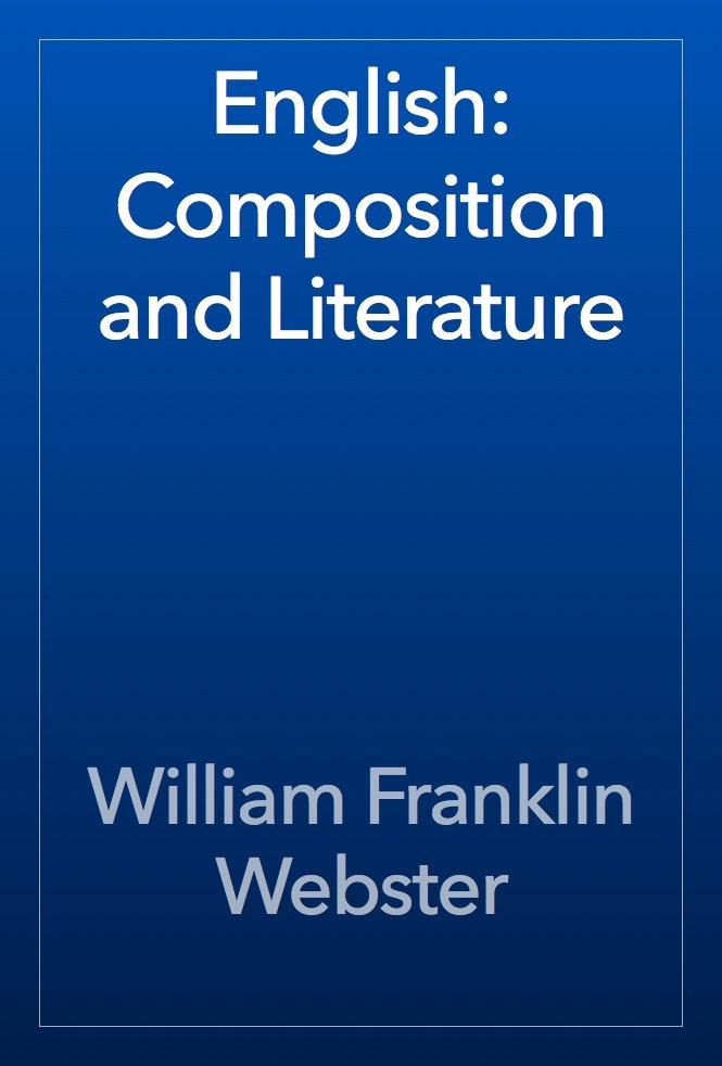 fiction and literature outdoor literature essay