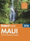 Fodor's Maui 2016 - Fodor's Travel Guides Cover Art