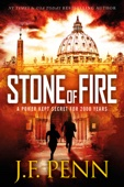 J.F. Penn - Stone of Fire, An Arkane Thriller (Book 1)  artwork