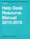Help Desk Resource Manual