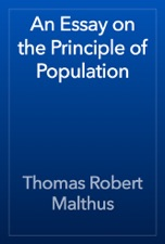 Essay on the principle of population YouTube