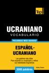 Vocabulario Espaol-Ucraniano 3000 Palabras Ms Usadas