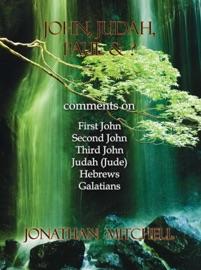 JOHN, JUDAH, PAUL & ?