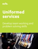 Develop team working and problem solving skills