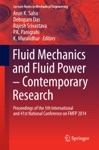 Fluid Mechanics And Fluid Power  Contemporary Research