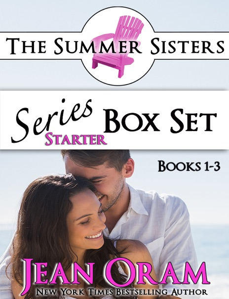 The Summer Sisters Series Starter Box Set Books 1-3 Jean Oram Book