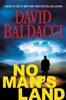David Baldacci - No Man's Land  artwork