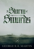 A Storm of Swords - George R.R. Martin Cover Art