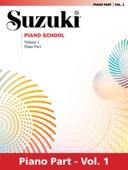 Suzuki Piano School - Volume 1 (New International Edition)