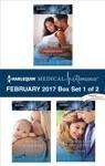 Harlequin Medical Romance February 2017 - Box Set 1 Of 2