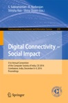 Digital Connectivity  Social Impact