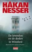 Håkan Nesser - De levenden en de doden in Winsford kunstwerk