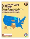 Common Core 5th Grade Math - Additions And Subtractions