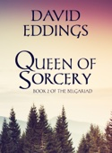 Queen of Sorcery - David Eddings Cover Art