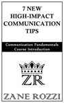 7 New High-Impact Communication Tips Communication Fundamentals Course Introduction