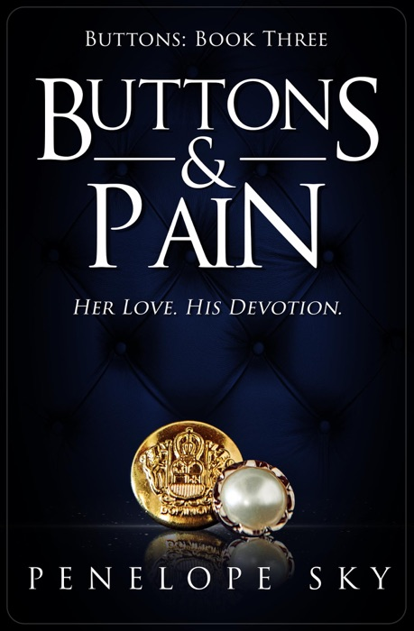Buttons  Pain Penelope Sky Book