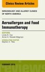 Aeroallergen And Food Immunotherapy