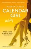 Audrey Carlan - Calendar Girl Mars artwork