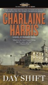 Day Shift - Charlaine Harris Cover Art