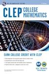 CLEP College Mathematics Book  Online