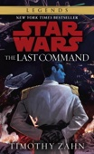The Last Command: Star Wars (The Thrawn Trilogy) - Timothy Zahn Cover Art