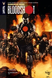 BLOODSHOT VOL. 3: HARBINGER WARS TPB