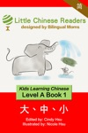 Kids Learning Chinese Book 1 Level A Da Zhong Xiao Big Vs Small
