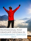Professional Post Graduate Diploma In Government Services