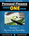Personal Finance Under One Hour Section 1 - Income And Spending