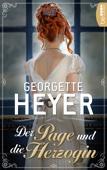 Georgette Heyer - Der Page und die Herzogin Grafik