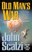 Old Man's War - John Scalzi Cover Art