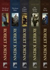 The Wheel Of Time Books 1-4