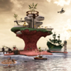 Gorillaz - Escape to Plastic Beach Icon