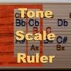 Tone Scale Ruler