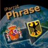 iParrot Phrase Spanish-German