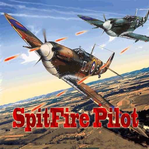 喷火战斗机飞行员