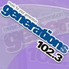 Generations 102.3 / Music For Your Generation / WZGN