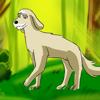 Le chien et le loup (Les histoires de Moka)