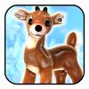 A Talking Reindeer for iPad HD