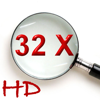 32x Magnifier HD