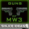 MW3 Gun Damage Stats - Modern Warfare 3 Edition