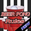 Beer Pong Rules and Regulations