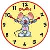 Doodles Clock