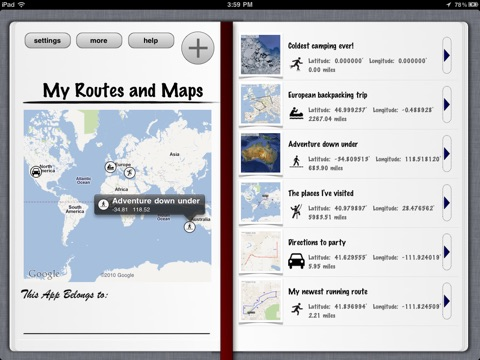 Map Draw - Route tracking and Annotation (Elite) screenshot 2