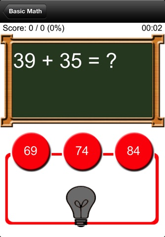 Basic Math screenshot 3