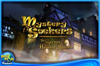 Mystery Seekers: The Secret of the Haunted Mansion-0