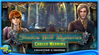 Shadow Wolf Mysteries: Cursed Wedding - A Hidden Object Adventure-4