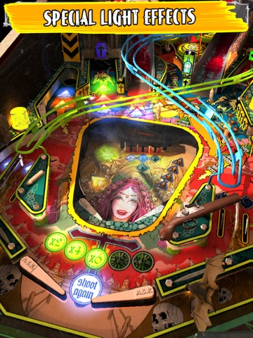 Real Pinball HD - Vampire на iPad