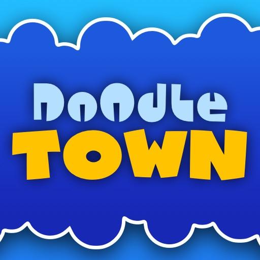 Doodle Town iOS App